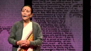 Download Stop selling our girls | Anuradha Koirala | TEDxGateway Video