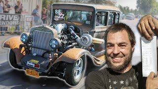 Download 1200hp in a Ratchet BARN FIND - The Dirty 30! Video