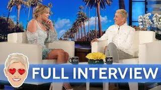 Download Taylor Swift's Full Interview with Ellen Video