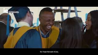Download IE Business School Graduation 2018 Video