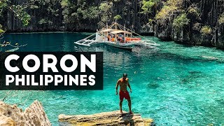 Download The MOST ICONIC Spots You MUST SEE in Coron, Philippines Video