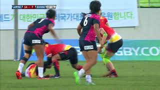 Download Asia Rugby Sevens Series 2017 - Sri Lanka Highlight Show Video