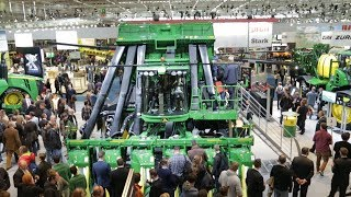 Download GRASSMEN TV- Donkey and Gary at Agritechnica 2017 Video