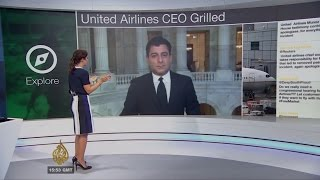 Download United CEO faces congressional hearing Video