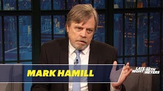 Download Mark Hamill Does a Perfect Impression of Harrison Ford Video