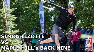 Download Simon Lizotte vs Maple Hill Back Nine Video