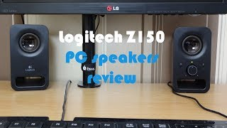Download Logitech Z150 review and sound tests Video