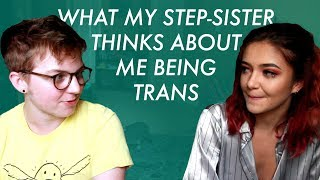 Download What My Step-Sister Thinks of Me Being Trans Video