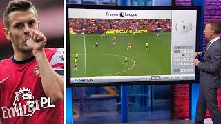 Download Premier League Tactics Session: Arsenal's team goal v. Norwich (2013)   NBC Sports Video