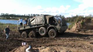 Download Daf YA328 armytruck offroad Video