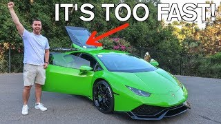 Download I MADE MY LAMBO FASTER THAN A BUGATTI!!! Video