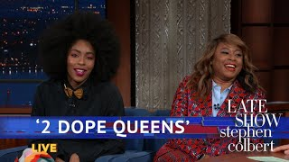 Download The '2 Dope Queens' Introduce Stephen To 'Zaddy' And 'Hot Peen' Video