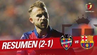 Download Resumen de Levante UD vs FC Barcelona (2-1) Video