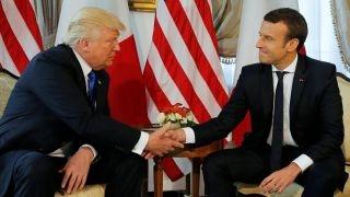 Download Leaders break unspoken rule while Trump's abroad Video