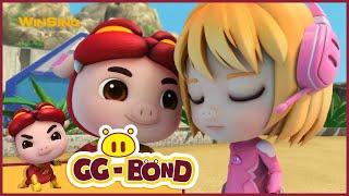 Download GG Bond - Agent G 《猪猪侠之超星萌宠》EP04 Video
