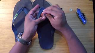 Download How to fix a broken flipflop! Epic tutorial! Video