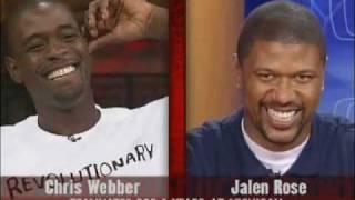 Download Jalen Rose Interviews Chris Webber Part 1 Video