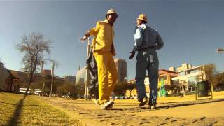 Download Skeleton movers of Soweto excerpt of DANCING CITY Video