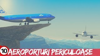 Download Top 10 Cele Mai Periculoase Aeroporturi din Lume Video