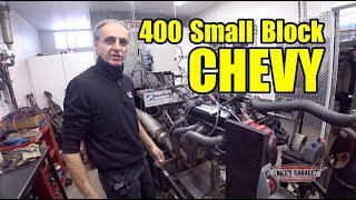 Download Small Block Chevy 400 MAXED on the Dyno - Velocity Stack Tested Video