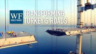 Download Gebze-Orhangazi-Izmir motorway: Osman Gazi Bridge construction timelapse | World Finance Video