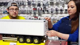 Download Building a Tamiya 1/14 scale Trailer at Amazing RC store Video