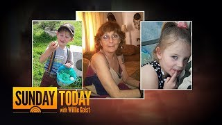 Download 2 Children, Great-Grandmother Killed In Carr Fire, Family Reports | Sunday TODAY Video
