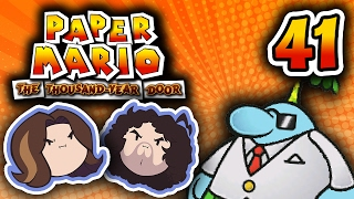Download Paper Mario TTYD: Gripping Love Story - PART 41 - Game Grumps Video