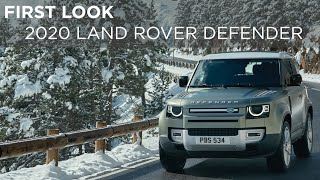 Download 2020 Land Rover Defender | First Look | Driving.ca Video