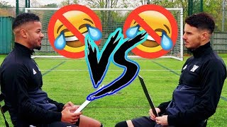 Download BILLY VS JEZZA   NO LAUGH CHALLENGE! Video