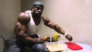 Download Cooking A High Calorie Meal w/ Kali Muscle Video