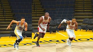 Download Who is the Fastest NBA Player? Stephen Curry, LeBron James, Michael Jordan, Kobe Bryant? NBA 2K18 Video
