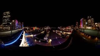 Download Explore VIVID with Qantas in 360˚ Virtual Reality Video