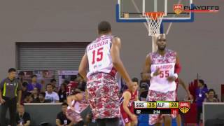 Download Singapore Slingers vs. Alab Pilipinas   Game Highlights   April 2, 2017 Video
