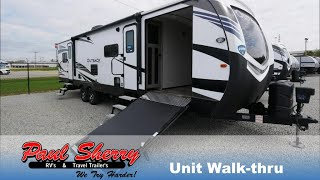 Download Handy Front Garage for Bicycles or Motorcycle! 2020 Keystone Outback 324CG Video