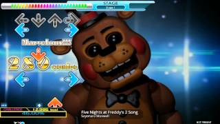 Download Stepmania - Five Nights at Freddy's 2 Song by Sayonara Maxwell Video