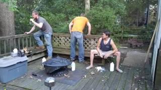 Download World's Hottest! 3 Va guys take the Carolina Reaper challenge Video
