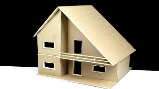 Download How to Make a Cardboard house(with dimensions)very easy Video