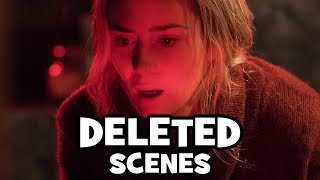 Download A Quiet Place DELETED SCENES, Monster Changes & Original Script Explained Video