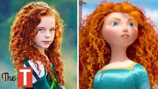 Download 10 Kids Who TOTALLY Look Like DISNEY CHARACTERS Video