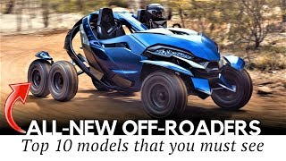 Download 10 All-New Offroad Vehicles and Fun Inventions for Outdoor Explorations Video