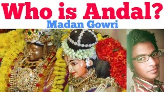 Download Who is Andal | Tamil | Madan Gowri | MG Video