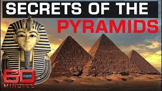 Download Uncovering the ancient secrets of the Great Pyramid | 60 Minutes Australia Video