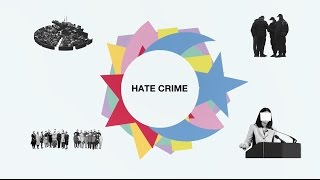 Download ODIHR's annual hate crime reporting Video