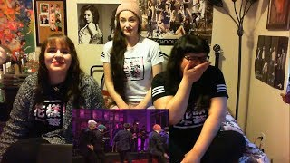 Download BTS - BOY WITH LUV LIVE ON SNL REACTION [EXTREME FANGIRL MODE ACTIVATED] Video