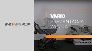 Download Wózek Dziecięcy Riko Vario Video