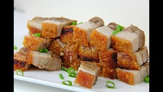 Download Crispy Pork Belly #TastyTuesdays | CaribbeanPot Video