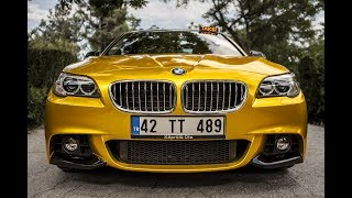 Download 2017 model lüks BMW ile taksi yolculuğu - Konya Video