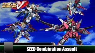 Download SRW V : SEED Combination Assault|スパロボV:シード・コンビネーションアサルト Video