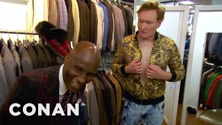Download Conan Gets Styled By Dapper Dan - CONAN on TBS Video